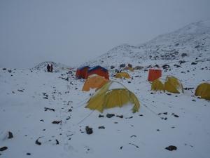 Shisha Pangma Basislager